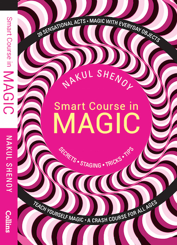 Book Cover: Smart Course in Magic by Nakul Shenoy